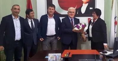 Çarşamba MYO ile Bafra arasında iş birliği arayışı