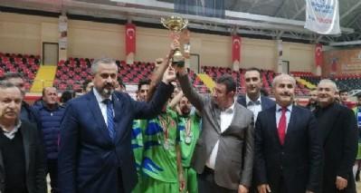 Bafra'da Çeltik Turnuvası sona erdi