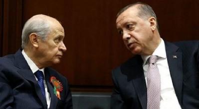 AK Parti ile ittifak MHP tüzüğüne aykırı mı?