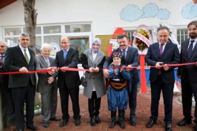 Atakum'da bir ilk; özel çocuklar anaokulu