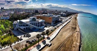 Karadeniz'in turizm cenneti Atakum