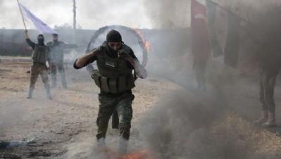 15 Bin Suriye savaşçısı Türkiye'nin yanında