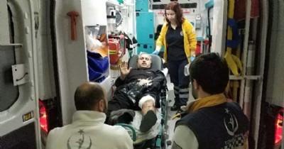 Bisikletli imama silahlı saldırı