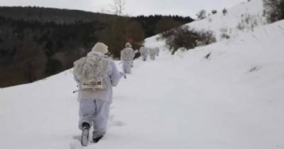 Karadeniz'de -10 derecede terör operasyonu