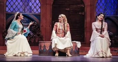 """2019'un ilk opereti """"Arşın Mal Alan"""""""