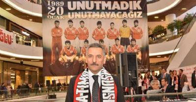 Vali Kaymak: Türkiye'nin ortak acısı