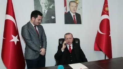 Erdoğan telefonla kız istedi