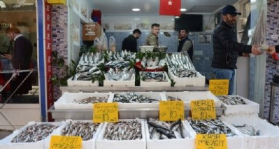 10 liralık balık talebi patlattı