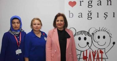 Organ bağışında Türkiye birincisi