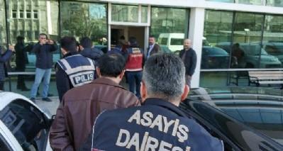 Yasa dışı bahise tutuklama