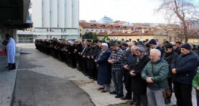 Terör kurbanları için gıyabi cenaze namazı