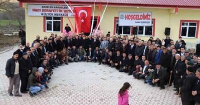Kavak Akbelen'e kültür merkezi