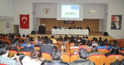 Turizm Fakültesinde 'Sağlık Turizmi' paneli