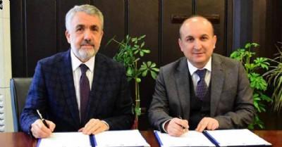 Üniversiteler işbirliği protokolü imzaladı