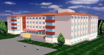 Okul inşaatları sürüyor