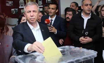 Ankara için YSK, 'Mansur Yavaş' dedi