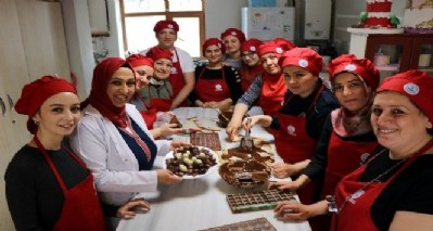 Çikolatanın merkezi Samsun