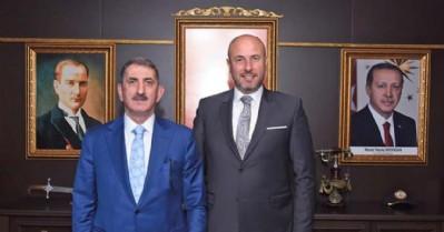'Birlikte Tekkeköy'ü geleceğe taşıyoruz'