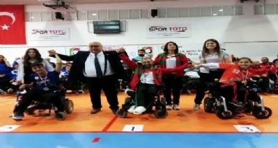 Samsunlu Birkan Türkiye ikincisi