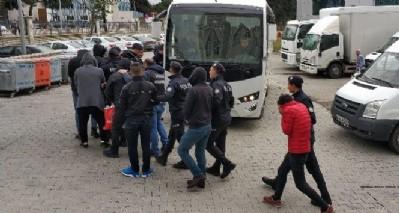 6 Torbacı tutuklandı