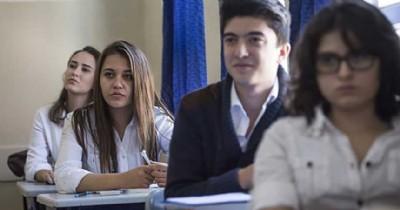 Liselerde yeni dönem