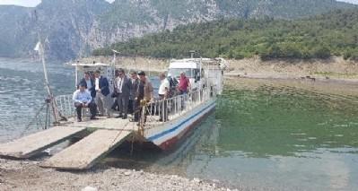 Karne için barajı aştı