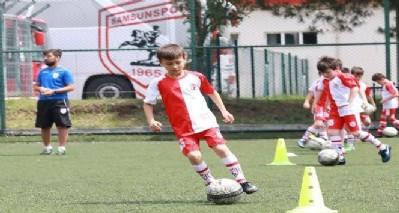 Yaz futbol okulu 1 Temmuz'da