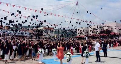 Eğitim neferleri mezun oldu