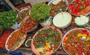 Samsun'da ot yemekleri festivali