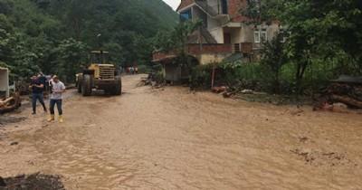 Trabzon'da sel felaketi: Ölü sayısı yükseliyor