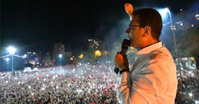 İmamoğlu: Artık partizanlık bitecek