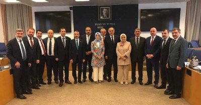 Fındık bölgesi milletvekilleri toplandı