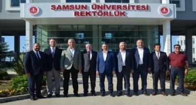 Samsun Üniversitesi'nde kontenjanlar doldu