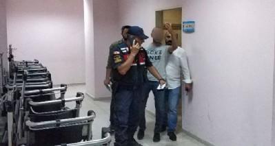 Sünnet magandası tutuklandı