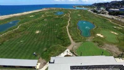 Golf sahası federasyona kiralanacak