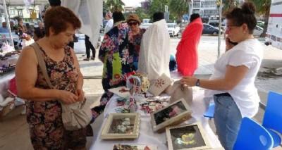Atakum'da kadın emeği festivali
