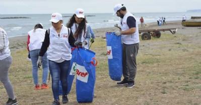 TÜDAV'dan kıyı temizliği