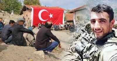 Tokat'a şehit ateşi düştü