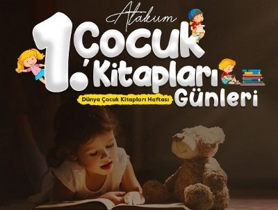 Atakum'da çocuklar kitaba doyacak