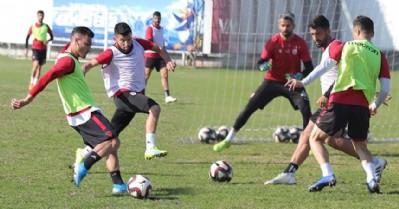 Hekimoğlu Trabzon maçı hazırlıkları başladı
