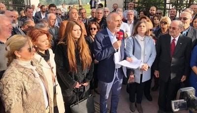 CHP'den Uzunlar şikayeti