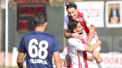 Samsunspor Trabzon'da farka koştu 5-0