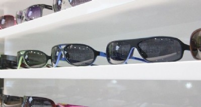 Kışın da güneş gözlüğü