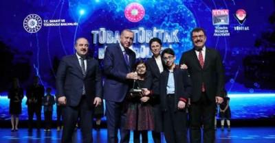 OMÜ'lü akademisyene TÜBİTAK Teşvik Ödülü