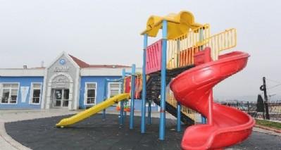 Canik'te parklar yenileniyor