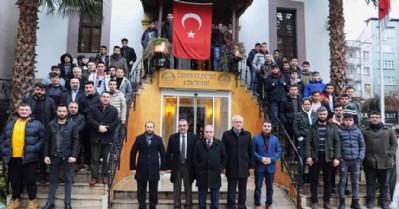 İLKEM öğrencileri Demirtaş'la buluştu