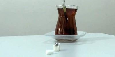 Şekerden demir çıktı