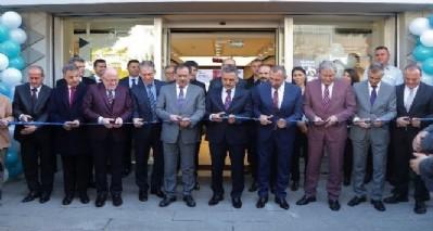 Türk Telekom'un yeni merkezi hizmete girdi
