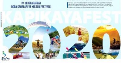 Kapıkayafest 2020 hazırlıkları başladı