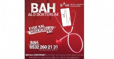 BAH'tan 'Alo Doktorum' uygulaması